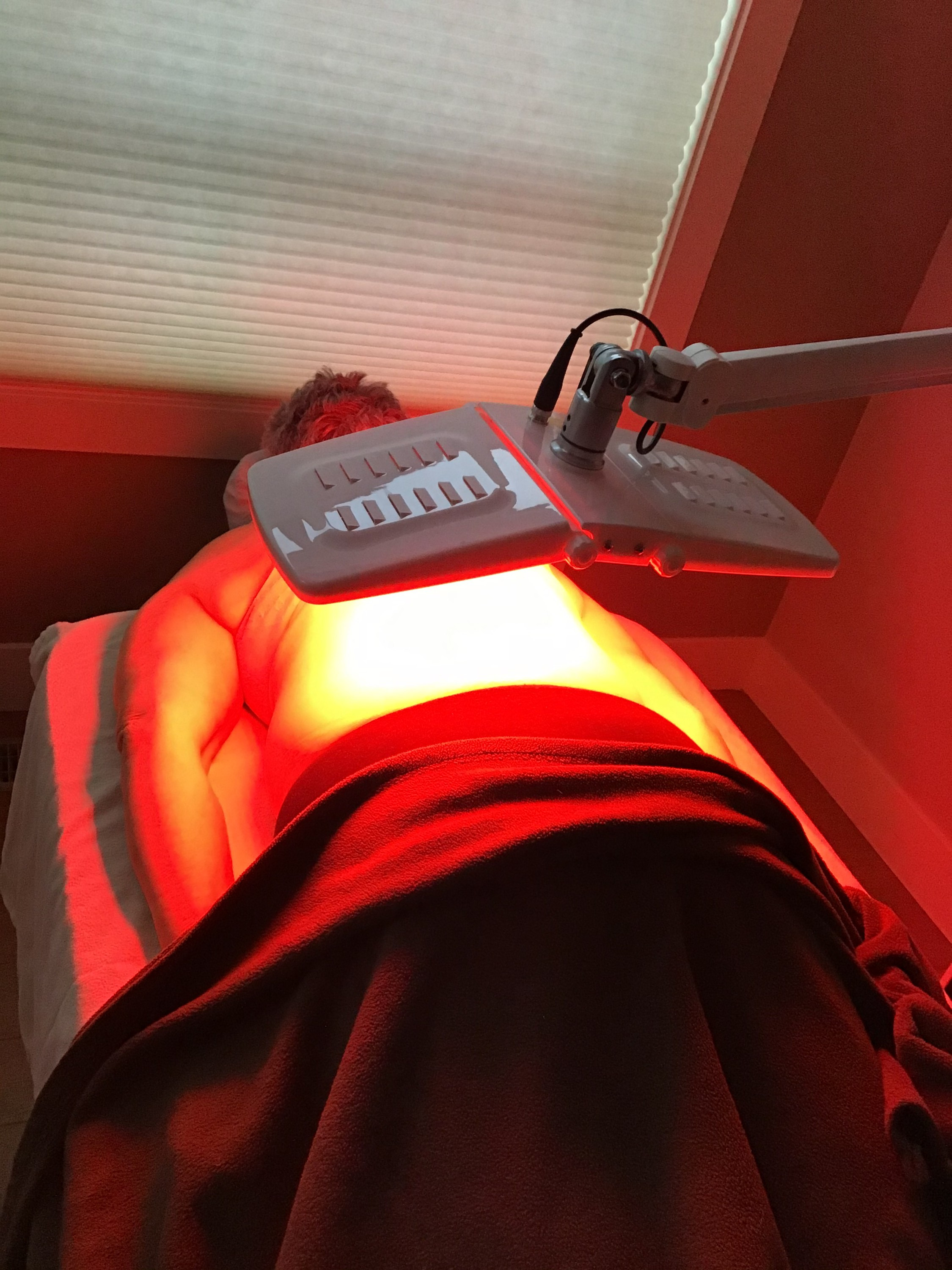 Red light Therapy Treatment