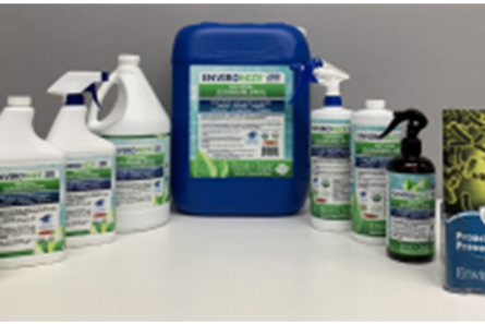 Sanitizers & Disinfectants  Force of Nature Starter Kit