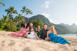 Family Photographer on Kauai