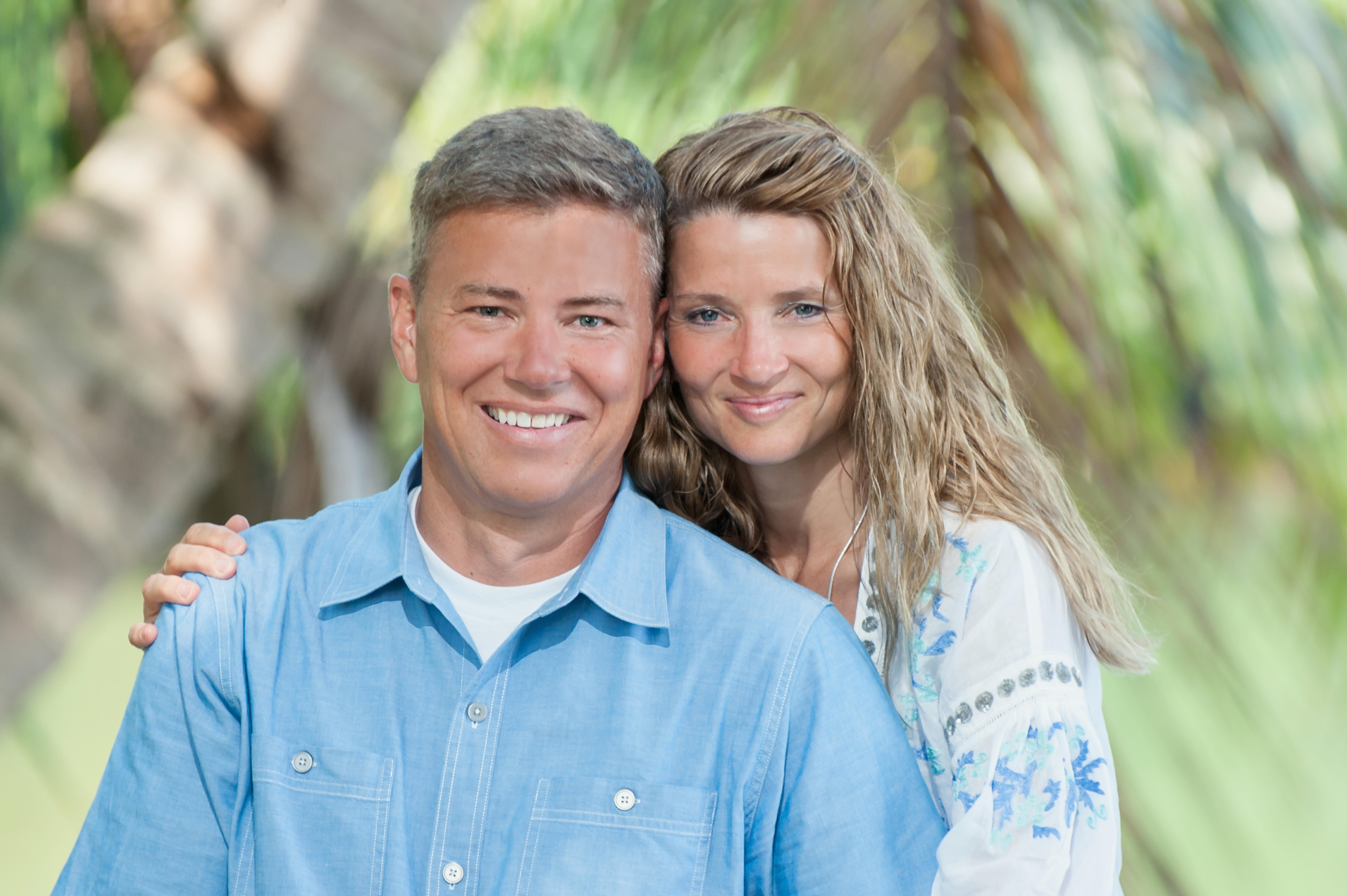 Kauai Family Portrait photographers