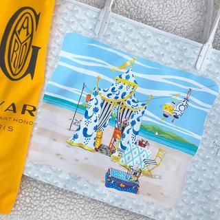 Hand Painted Customized Goyard bag