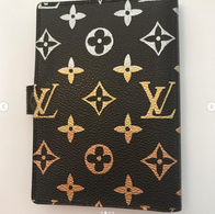 Metallic Ombre Louis Vuitton monogram ag