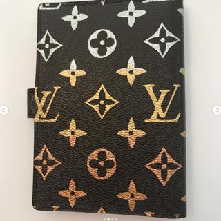 Metallic Ombre Louis Vuitton monogram ag