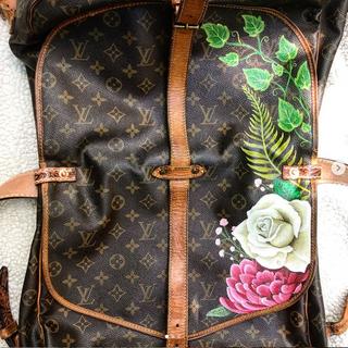 Louis Vuitton Messenger Painted Floral D