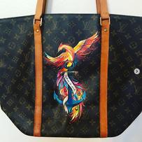 Phoenix painted LV