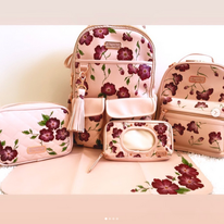 itzy ritzy hand painted bag collection