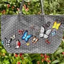Butterfly Goyard bag