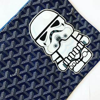 storm trooper panted goyard pouch