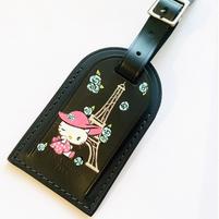 Hello Kitty Louis Vuitton Paris Luggage