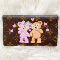 Disney Japan's Duffy and ShelliMay 💓💓?