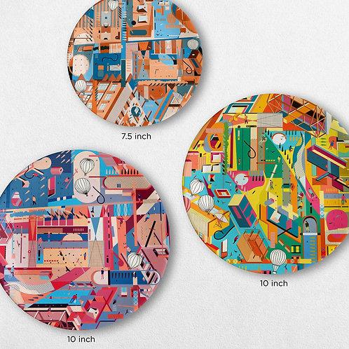 Mindscapes (set of 3)