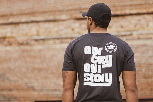 Our City Our Story Tee
