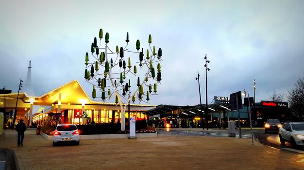 Rhur Park Shopping Centre, near Dusseldorf, Germany.