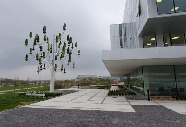 HQ of Nacarat Real Estate, Bezannes, France.