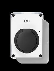EO Mini (White) - Transparent Background