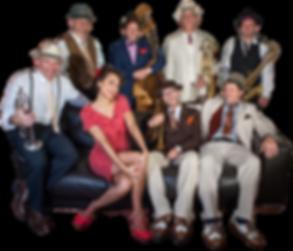 Panama Swing, orchestre, groupe, Jazz, Big band, vintage, rétro, mariage, festivals, bals swing, danse, événementiel, cocktail, chanteuse, swing band