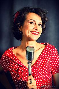 Panama Swing, orchestre, groupe, Jazz, Big band, vintage, rétro, mariage, festivals, bals swing, danse, événementiel, Patricia Setbon, chanteuse, cocktail, swing band