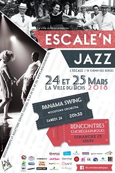 Panama Swing au festival Escale'n Jazz