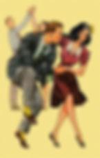 Panama Swing, orchestre, groupe, Jazz, Big band, Swing band, vintage, rétro, chanteuse, cocktail, mariage, festivals, bals swing, danse, événementiel