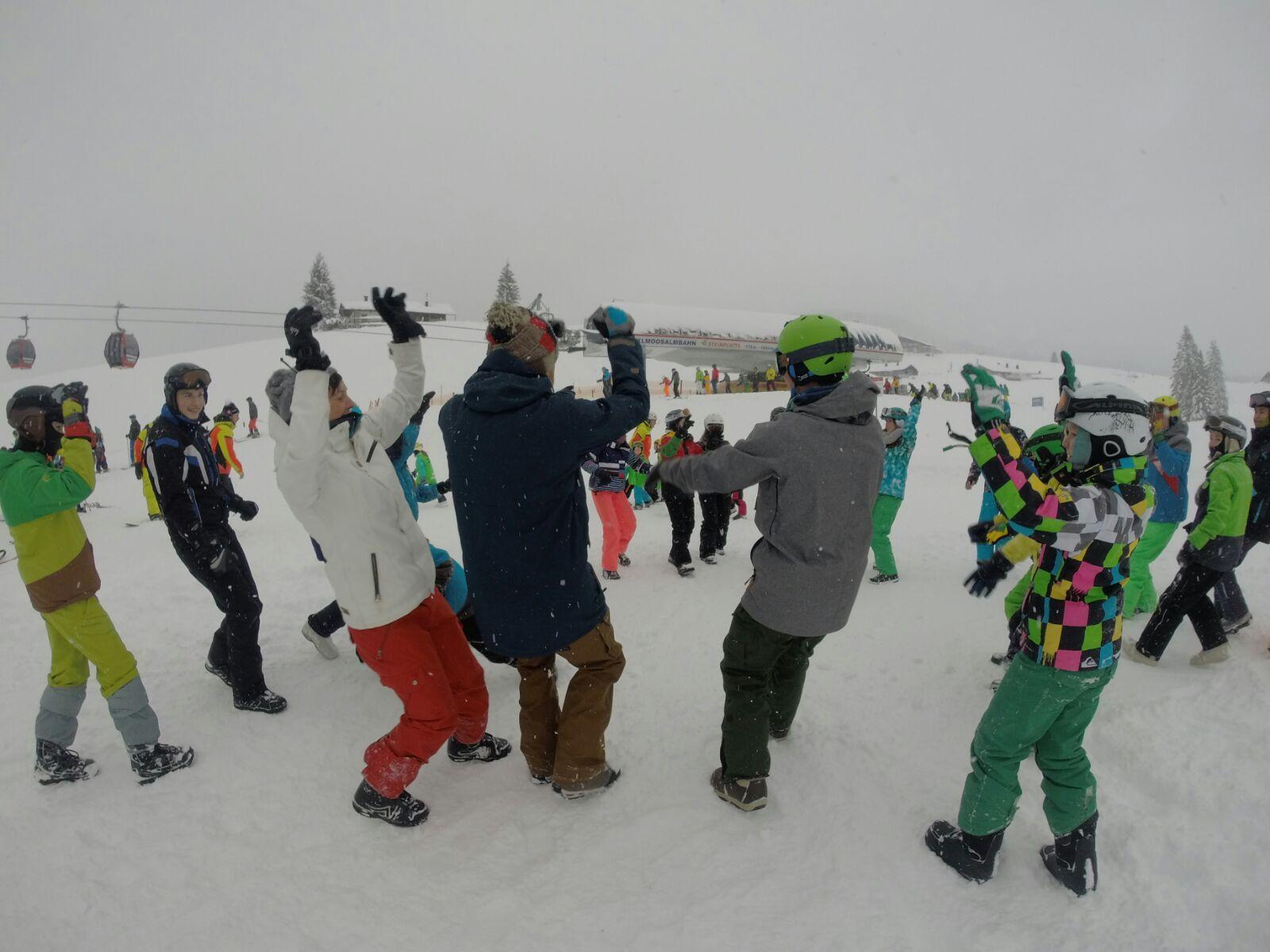 SVDJK Götting Ski Snowboard Kurs