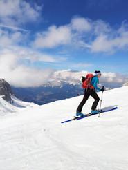 Skitouren, Umgebung Rosenheim