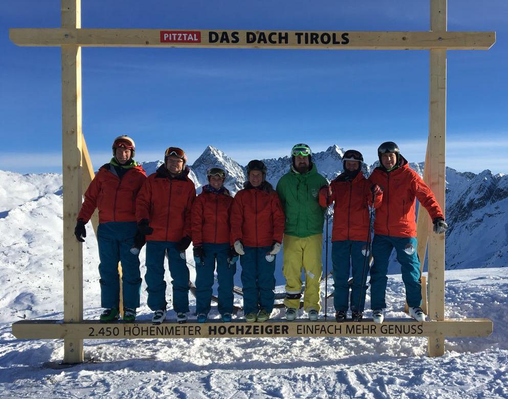 Götting fährt Ski