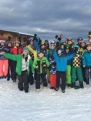 Geddinger Snowriders Snowboardkurse Steinplatte
