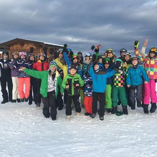 SVDJK Snowboard Kurs