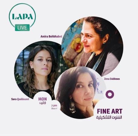 Interview Lapa Live