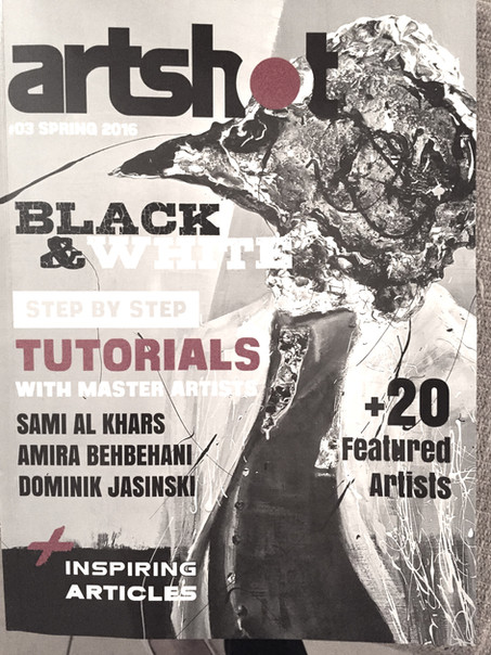 Artshot Magazine Feature