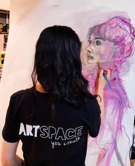 ArtSpace Featured Artist