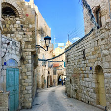 Humble Beginnings in Bethlehem