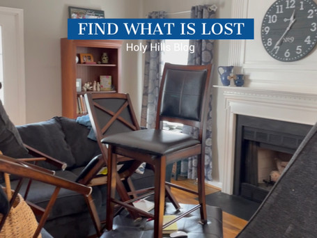 Find What is Lost