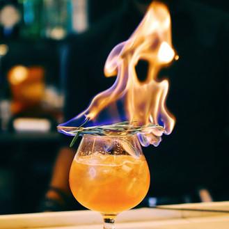 Signature Cocktails Menu