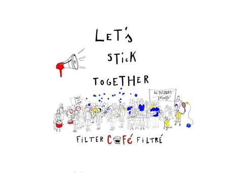 Grote actie Filter-café-Filtré
