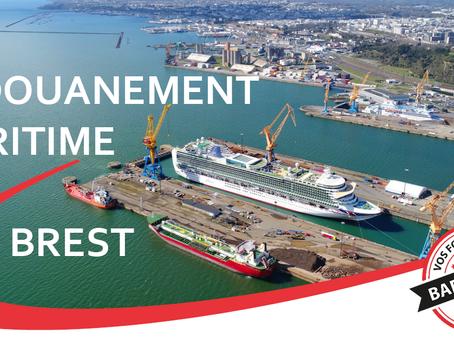 Dédouanement maritime Brest