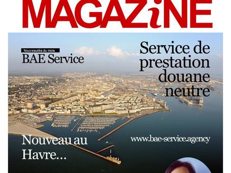 Nouveau Service Douane Neutre & Indépendant au Havre.