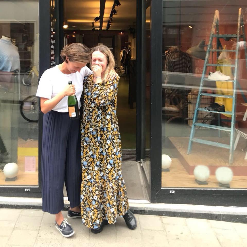 Fiona Snauwaert Ida Store Officemanagement Arteveldehogeschool Gent student-ondernemer