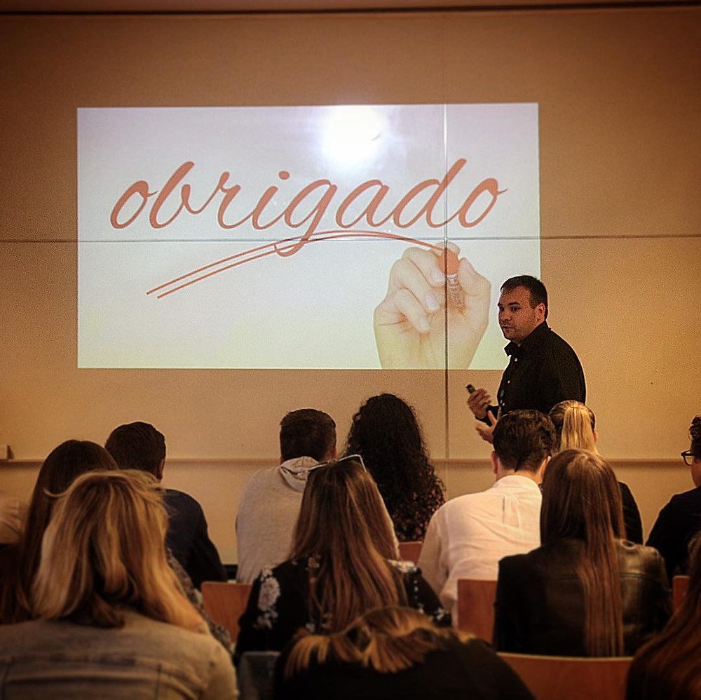 Frederik Loys docent lector Officemanagement Arteveldehogeschool Gent