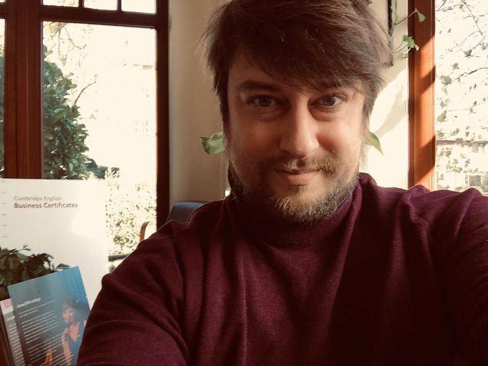 Jonas De Ruyck Hinde De Metsenaere Cambridge examens Engels C1 Organisatie & Management Arteveldehogeschool Gent
