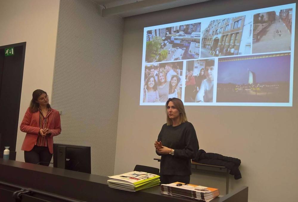 Inspiratiesessie bidiplomering Officemanagement Arteveldehogeschool Gent