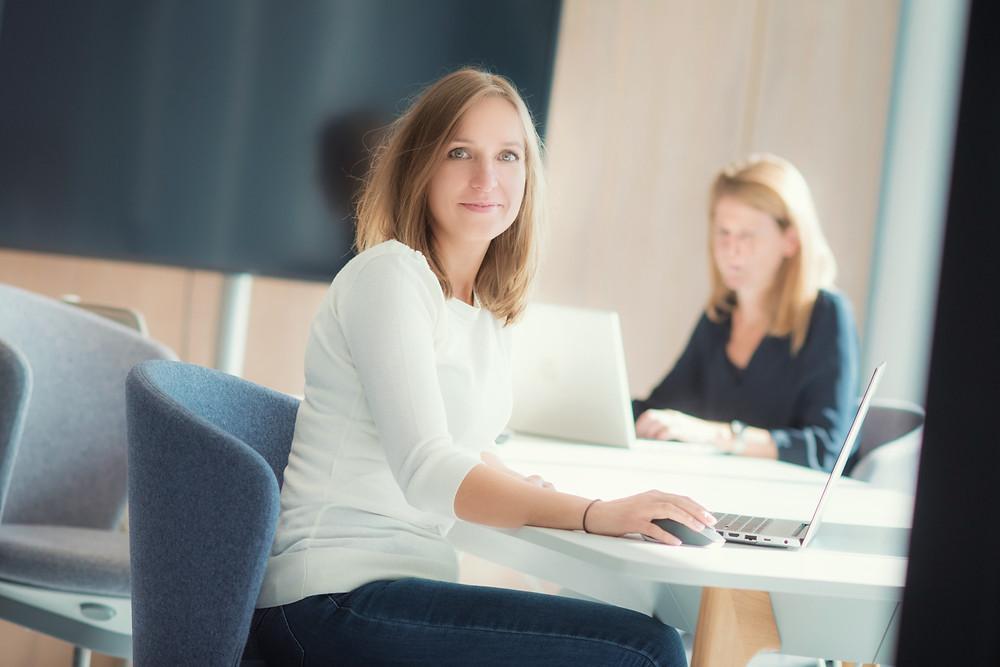 Birthe Renard Officemanagement Arteveldehogeschool Gent begeleid afstandsonderwijs BAO drietalig taalportfolio