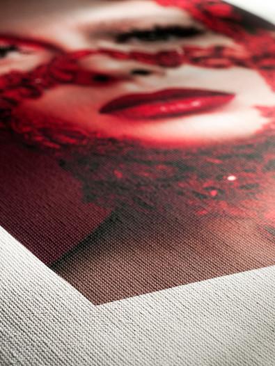 Canvas 100% algodao para impressao fine art