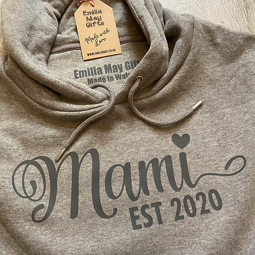 Personalised Established Hoodie