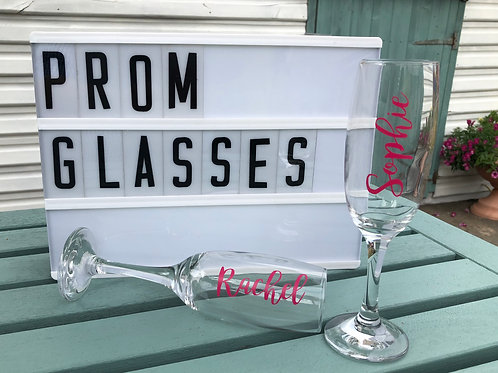 Champagne Flute - Personalised