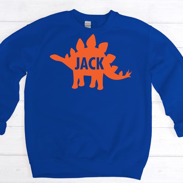 Dino Sweatshirt Kids