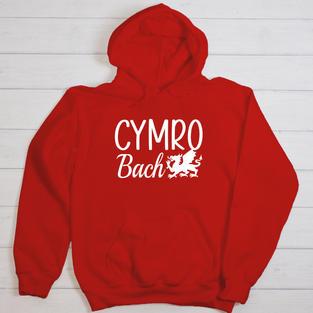 Cymro Bach Hoodie