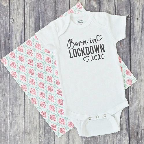 Born in Lockdown Babygrow