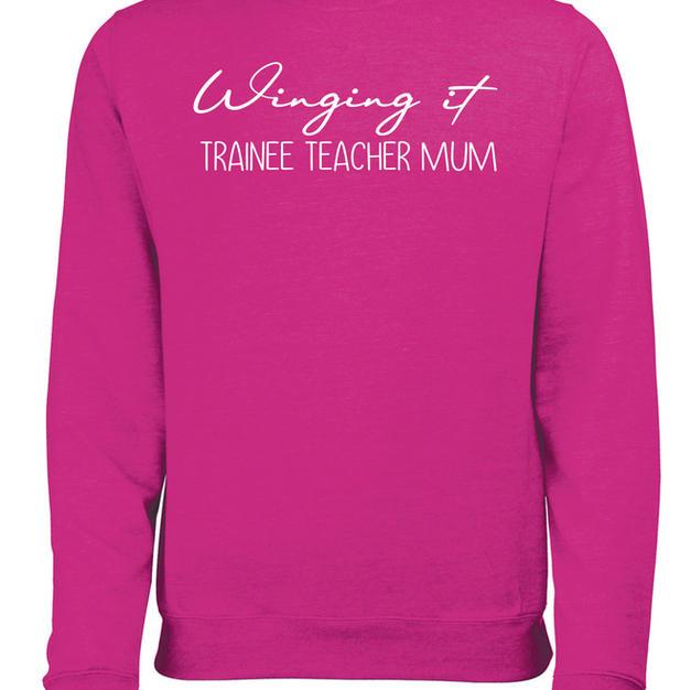 Winging It Sweatshirt