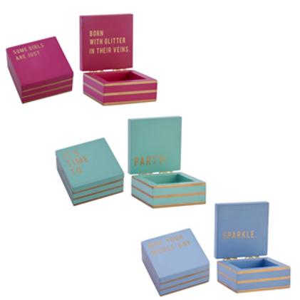 Secret Message Box